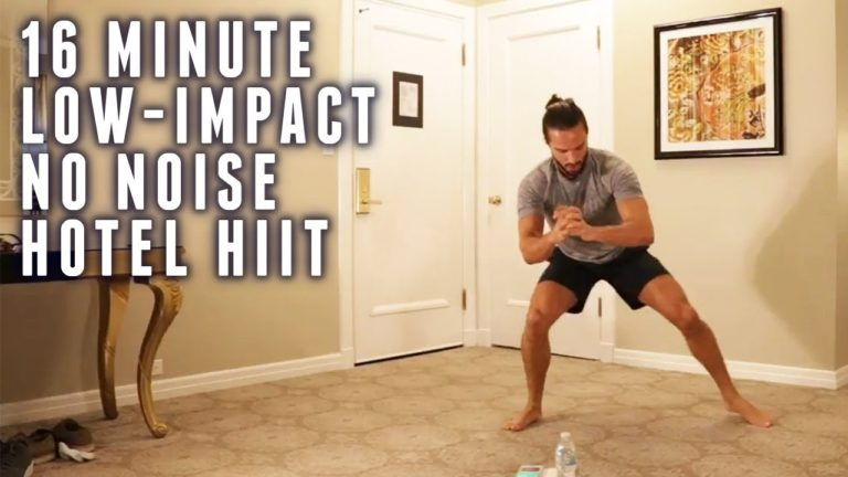 The Body Coach TV Hotel Workout